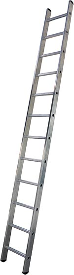One-part ladder
